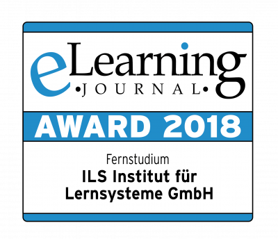 eLearning Journal Award 2018
